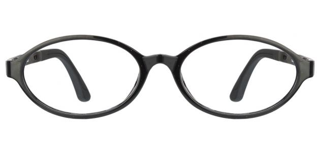 Chhota Bheem CB 8024 Black C11 Kids' Eyeglasses (Kids 6-10 yrs)