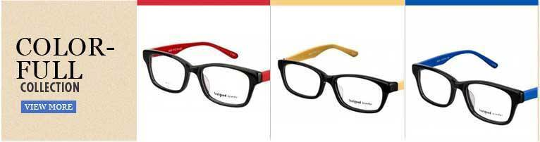 Colorful Eyeglasses Frames Collection