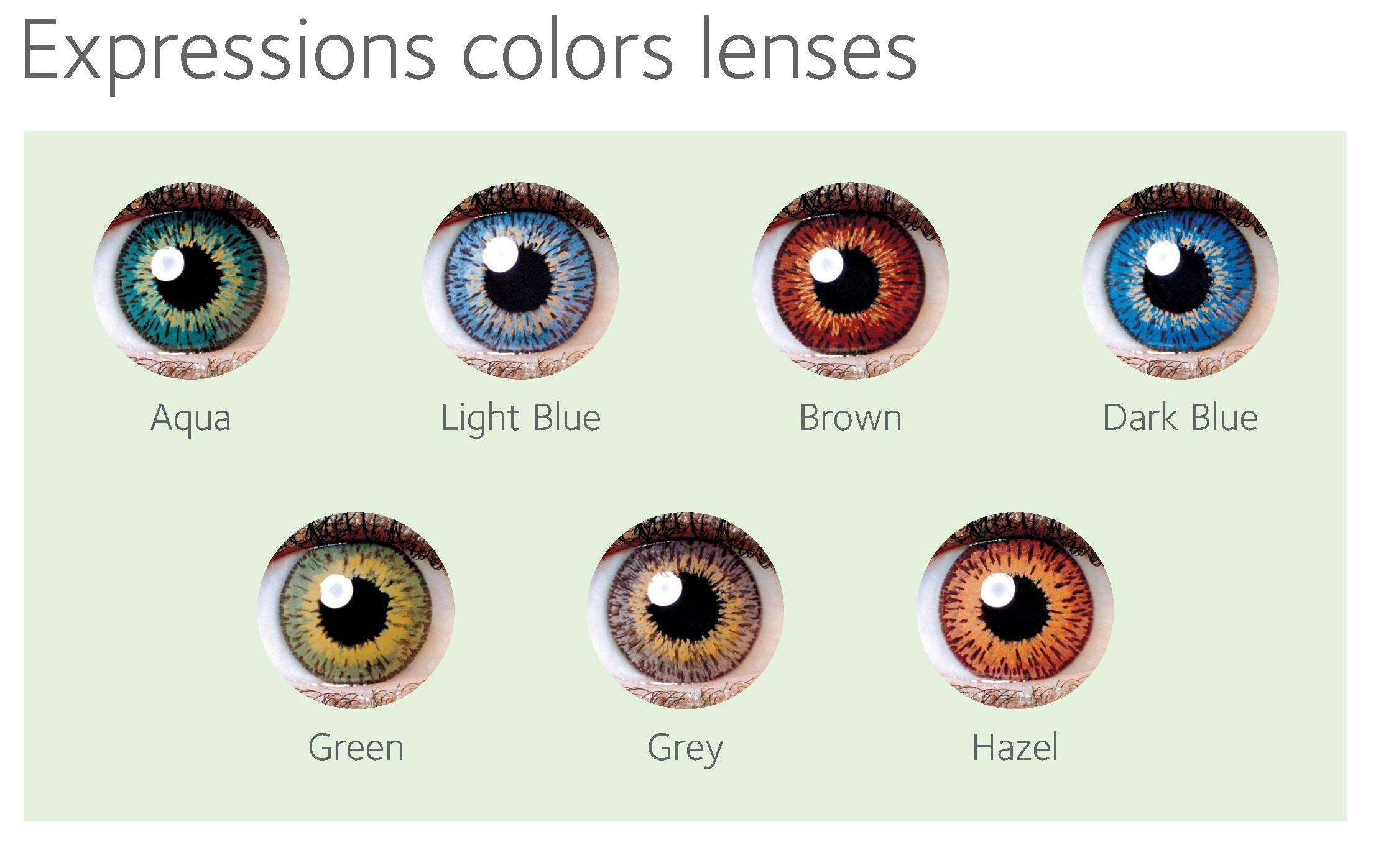 Expressions Color Contacts 28 Images Buy Expressions