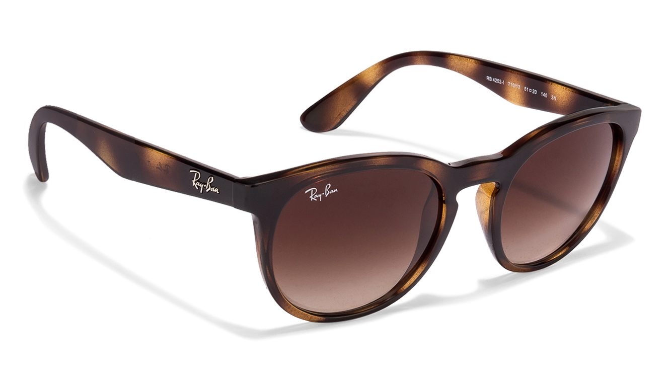 Shop online for Ray-Ban RB4252 Size:51 Tortoise Brown