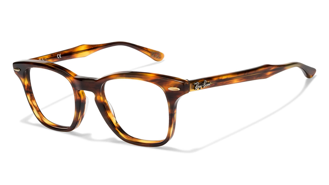 Glasses Frames Size 47 : Shop online for Ray-Ban RX5244 Size:47 Tortoise 2144 ...