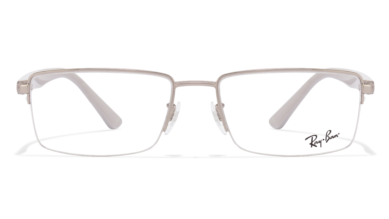 68e35ba31f9 Ray Ban Prescription Glasses White
